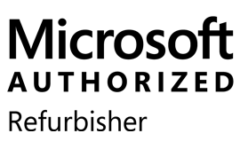 Microsoft® Authorized Refurbisher